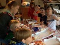 Minis Hofheim Pizzabend 2021 12