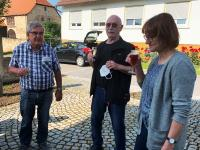 Leuzendorf Sektempfang 2021 6