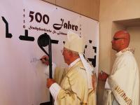 Hofheim 500 Jahre Festgodi 2020 Weihbischof 9