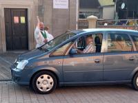 Reckertshausen Fahrzeugsegnung 2021 11