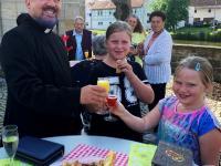 Leuzendorf Sektempfang 2021 8