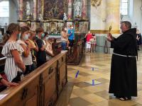 Erstkommunion Vierzehnheiligen 2021 14